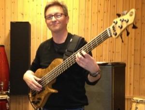 Stein Olav Pedersen - Clement Bass Player