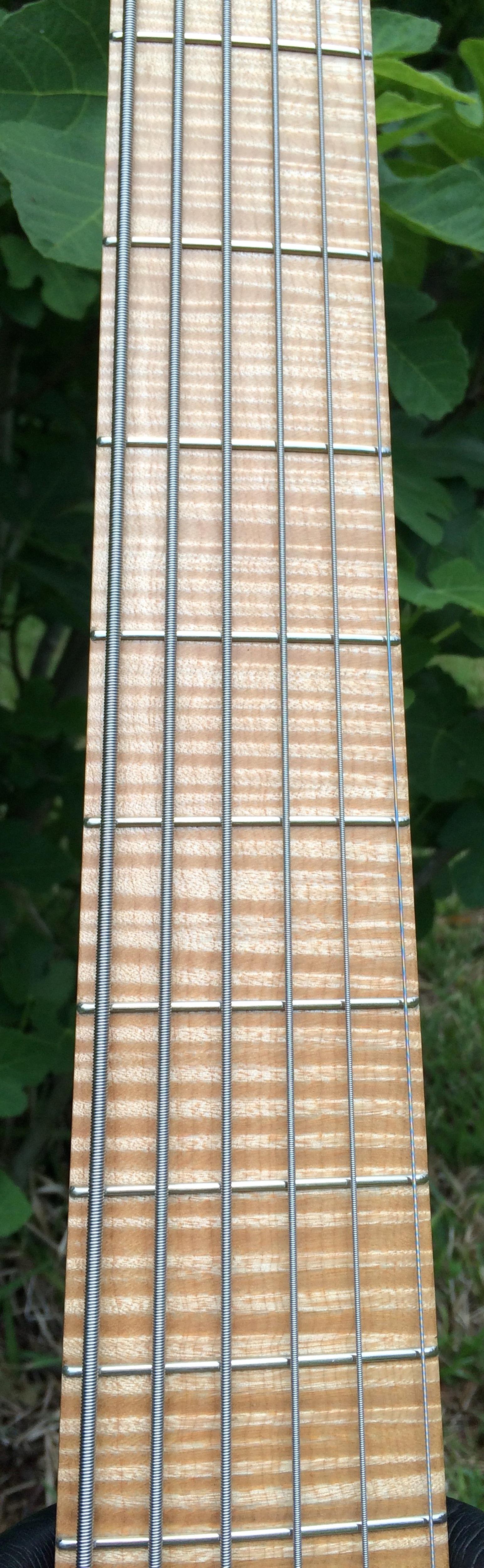 389 fretboard